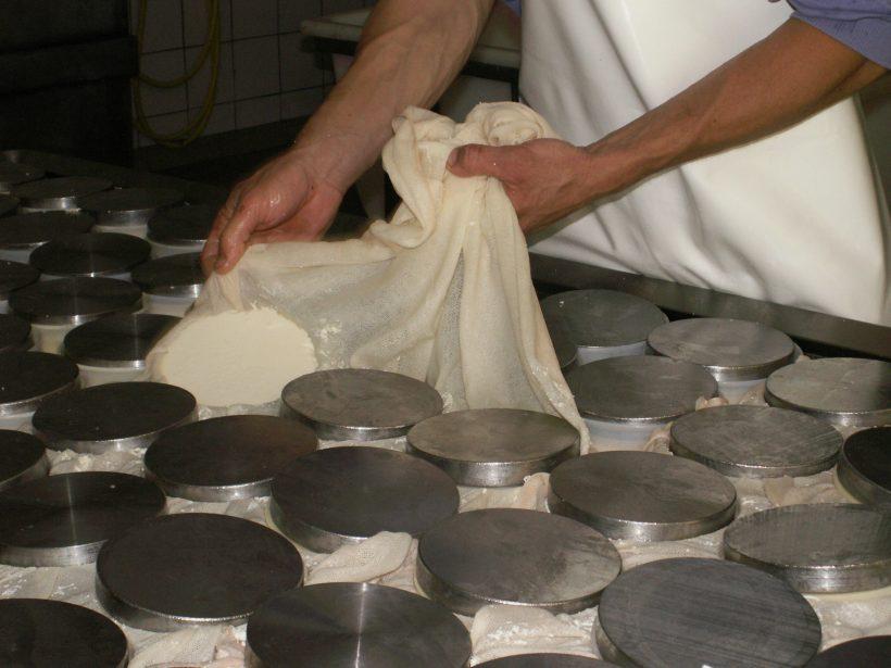 Les déterminants de l'évolution des pratiques fromagères